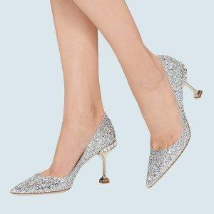 低至3折 MM运动鞋£276Mytheresa 鞋子折扣上线 MiuMiu、SW、菲拉格慕都在线