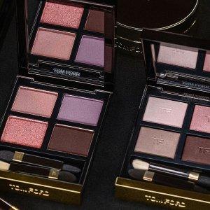 变相8折 £54收4色眼影Tom Ford 全线美妆香水热促中 新款唇彩,四色眼影,热门色号都有