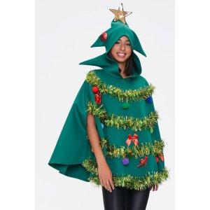 Forever21圣诞树上衣