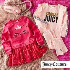 低至2折Juicy Couture 女童甜美服饰热卖 套装超值超便宜