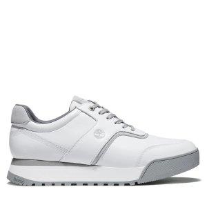 Timberland36-41码白色复古运动鞋