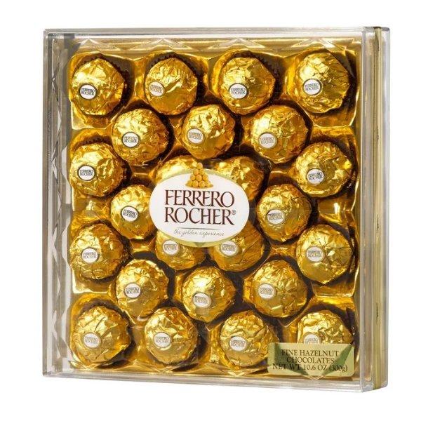 巧克力礼盒 24颗