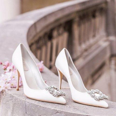 搜罗全网折扣 最低价入超美婚鞋婚鞋大盘点 最美丽的婚鞋都在这里了!就等你来娶我