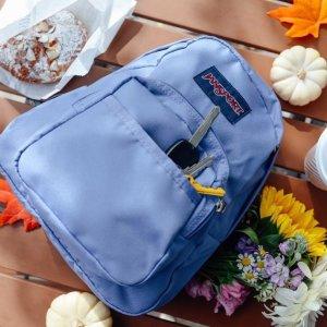 4折起+免邮 冰蓝色腰包$10Bentley 官网促销区双肩包、钱包等热卖 JanSport背包$20