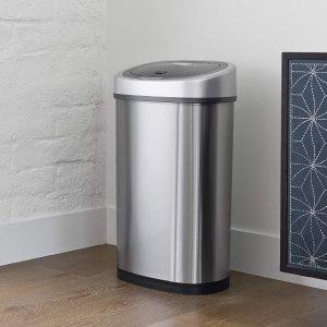 $35.00NineStars 全自动感应垃圾桶,13加仑