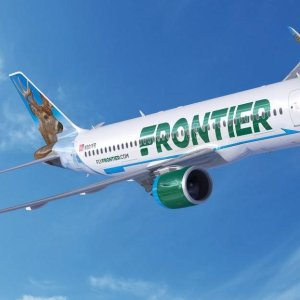 Ending Soon: 90% offFrontier airline One day sale from $33 Roundtrip@ Frontire