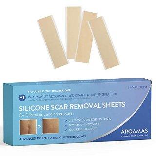 $32.99Aroamas Professional Silicone Scar Sheets 8 Sheets