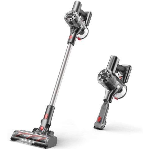 Tocmoc Cordless Stick Vacuum Cleaner