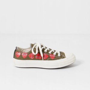 20% offDealmoon Exclusive: The Dreslyn Comme Des Garcons Play Shoes Sale