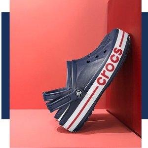 $14 - $17.5即将截止:Crocs官网 儿童 Baya 和 Bayaband 童鞋全部5折