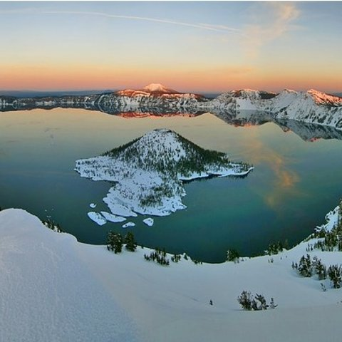 Starting at $19Car Rental Near San Francisco to Crater Lake National Park