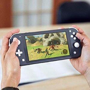 NintendoSwitch Lite -灰色