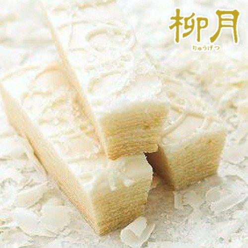 柳月 牛奶卷