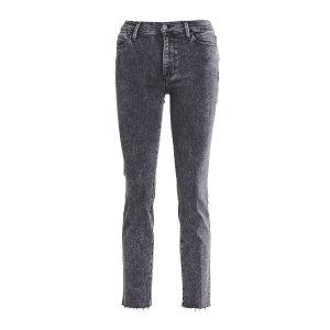 Frame Denim深灰色牛仔裤