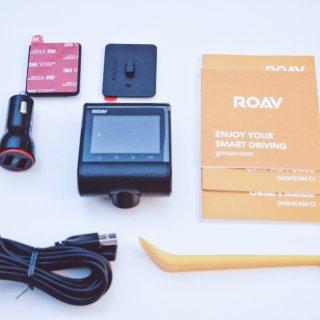 ROAV DASHCAM C1 行车仪测评