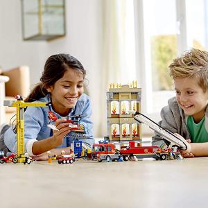 $4.89起  极地补给飞机史低价史低价:LEGO City 系列拼搭玩具热卖,2019年新款也打折
