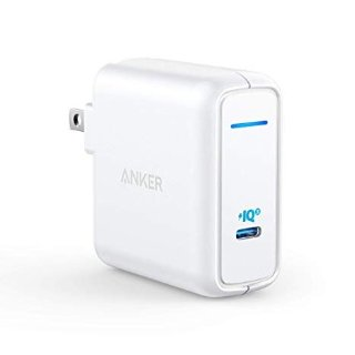 $27.89 GaN 黑科技 高颜值快充Anker 60W Power IQ 3.0 PD USB-C 充电器