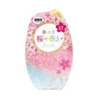 【新品】日本ST消臭力 樱花除臭芳香剂 400ml 2020樱花季节限定 推荐卫生间储藏室使用 - 亚米网