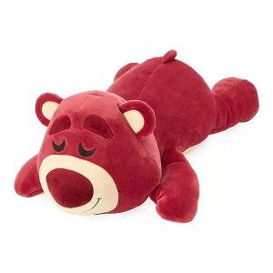 DisneyLotso草莓熊抱枕