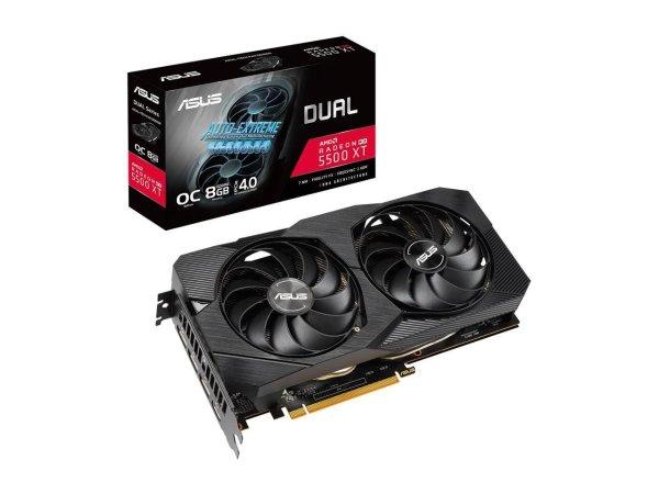 AMD Radeon RX 5500 XT 8GB 显卡
