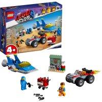 Lego 大电影2系列 艾米特和本尼的建造和修理工作室 70821