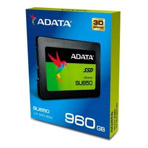 $114.74 包邮ADATA Ultimate SU650 3D NAND 2.5