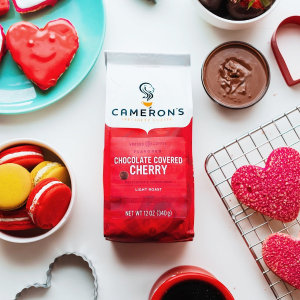 enjoy 35% offCameron's Ground Coffee Limited Time Promotion