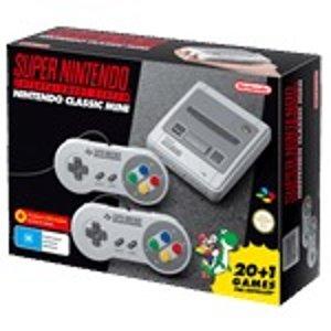 $119.95Nintendo 任天堂经典游戏机 超级任天堂,玩的是情怀