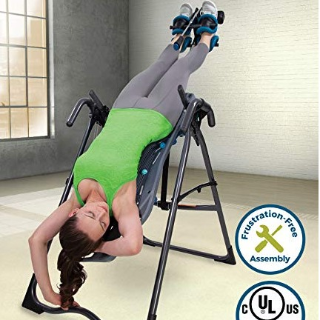 Amazon Teeter FitSpine X-Series Inversion Table, 2019 Model