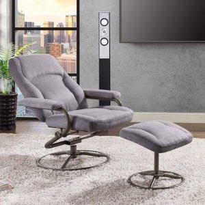 $99Mainstays 奥斯曼懒人躺椅+脚垫 多种可选颜色