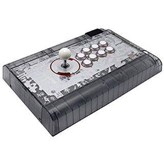 $129.99 (原价$149.99)Qanba 水晶版 街机游戏摇杆, 适配 PS4 / PS3 / PC