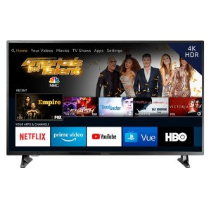 "Insignia 50"" Smart 4K UHD TV with HDR Fire TV Edition"