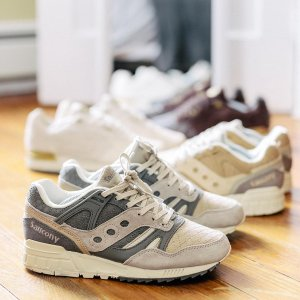 Up to 25% OffSaucony Originals, Footwear and Apparel @ Saucony