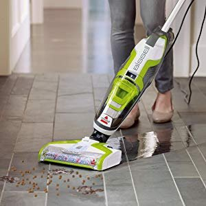 $174Bissell CrossWave Floor and Carpet Cleaner with Wet-Dry Vacuum
