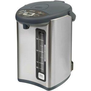 $189.99(原价$239.99)Zojirushi 象印 CD-WHC40XH 微电脑智能电热水壶 全不锈钢内胆