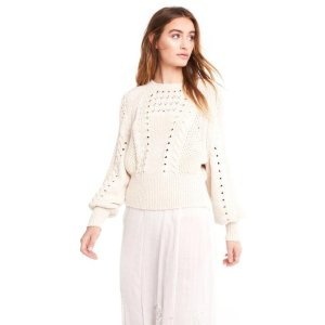 Edita Sweater | Nude Haze
