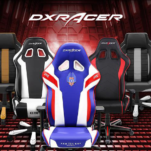 Save Big on Your Gaming Chair11.11 Exclusive: DXRacer Single Day Sale