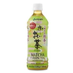$9.98Ito En Organic Oi Ocha Unsweetened Green Tea, 16.9 Ounce (Pack of 12)