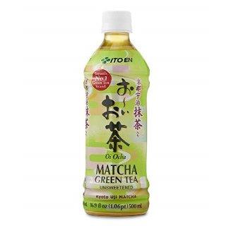 白菜价$9.98 每瓶仅$0.83补货:伊藤园 有机无糖原味绿茶 16.9oz. 12瓶