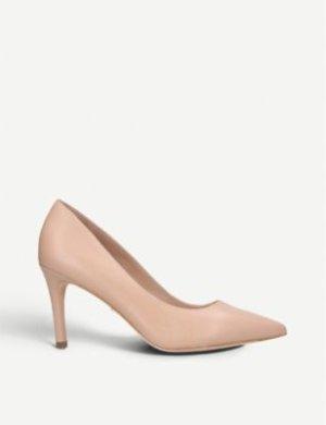 KURT GEIGER LONDON - Lowndes patent-leather court shoes | Selfridges.com