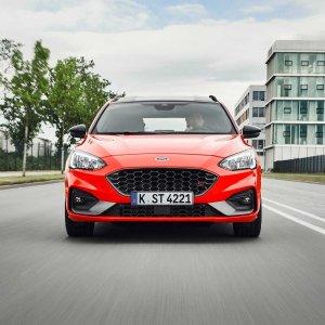 美国车竟然不卖给美国人欧洲发布 Ford Focus ST Wagon 性能旅行车