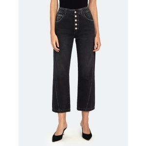 AmoDock Relaxed Wide Leg Pants