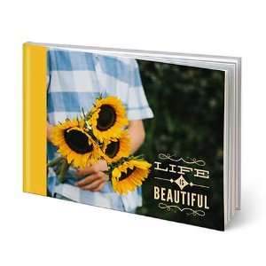 "Snapfish Hardcover Book 8""x11"""