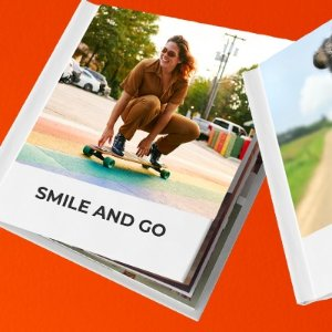 "$9.99Shutterfly Custom 6"" x 6"" Hardcover Photo Book"