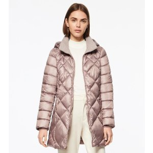 Andrew MarcCLAREMONT SYNTHETIC DOWN DIAMOND QUILT PUFFER