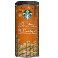 Starbucks 南瓜拿铁脆卷
