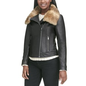 Wilsons Leather毛领皮衣