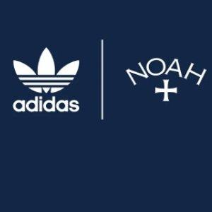 定价$40起新品上市:Adidas x NOAH 环保主题联名人气开卖