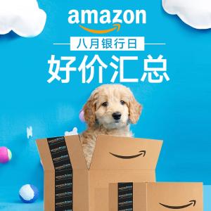 Amazon 8月银行日:马歇尔、Bose低至5折,拍立得£43收