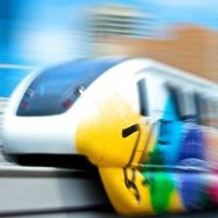 拉斯维加斯单轨列车 Las Vegas Monorail